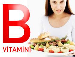 b vitamini B2 Vitamini Nelerde Bulunur?