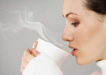 Ender Saraçtan Ödem Söktürücü Çay